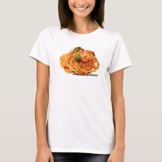 Tomato sauce spaghetti T-Shirt