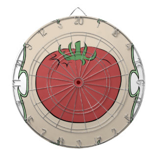 Tomato Seeds Dartboard