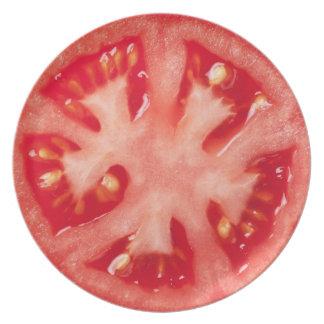 Tomato Slice Plate