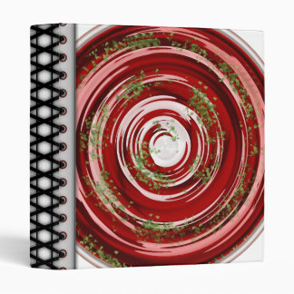 Tomato Soup 3 Ring Binder