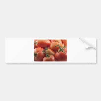 Tomato Stems Bumper Sticker