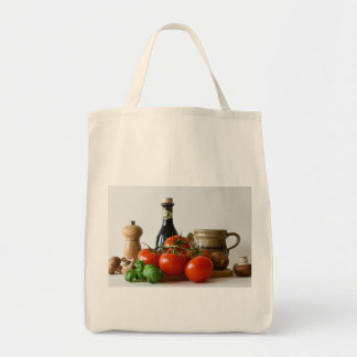 Tomato Still Life Tote Bag
