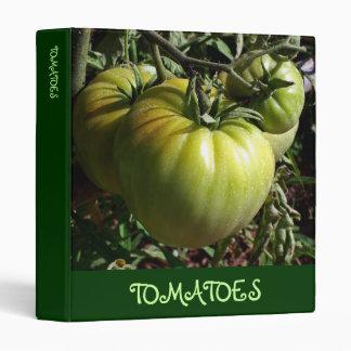 Tomatoes Binder