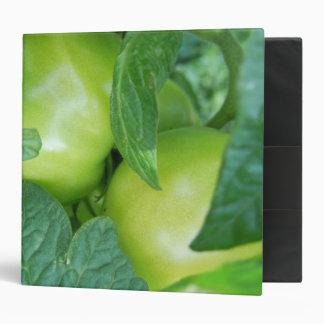 Tomatoes On The Vine 3 Ring Binders