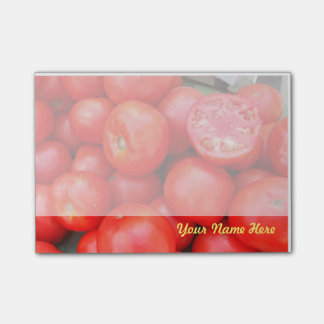 Tomatoes Post it Note