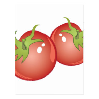 Tomatoes Postcard
