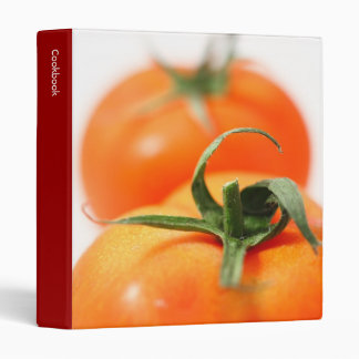 Tomatoes Vinyl Binder