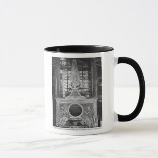 Tomb of Charles Le Brun and his wife Mug