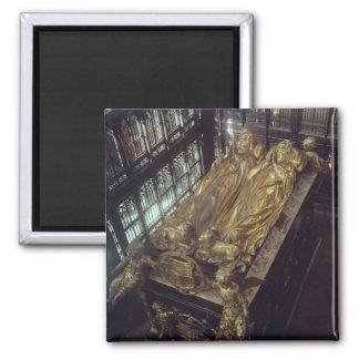 Tomb of Henry VII  and his Wife Fridge Magnet