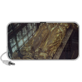 Tomb of Henry VII  and his Wife iPhone Speakers