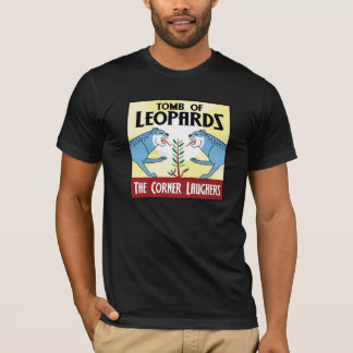 Tomb of Leopards (with credits) T-Shirt