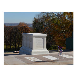 Tomb of the Unknown Soldier Arlington Postcard