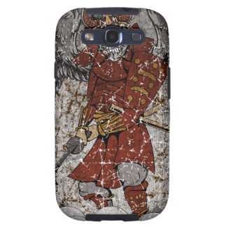 Tomb Stone Scary King Samsung Galaxy SIII Case