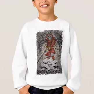 Tomb Stone Scary King Sweatshirt