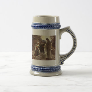 Tomb, Vanity, River of Life  Beer Stein