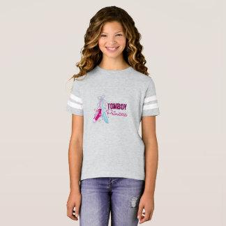 Tomboy Princess Jersey Shirt