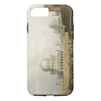 Tombs of the Kings of Golconda in 1813, from Volum iPhone 7 Case