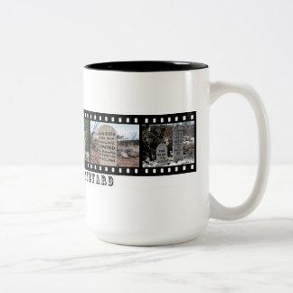 Tombstone Boothill Graveyard Film Strip Mug
