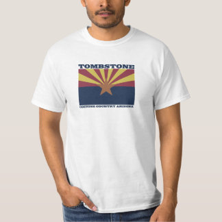 Tombstone Cochise Country Arizona T-Shirt