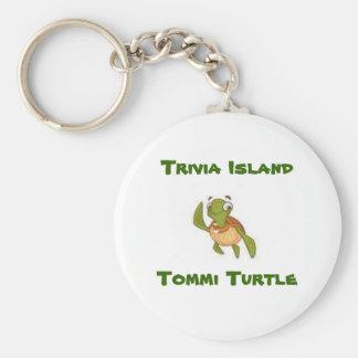 Tommi Turtle Keychain