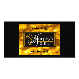 tommodex 2012 murphy's deli catering club card