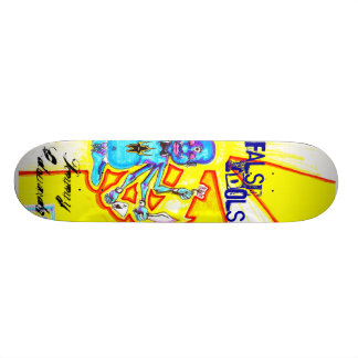 Tommy Edwards False Idols II Custom Skateboard