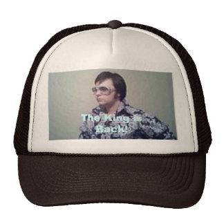 Tommy the King is back hat