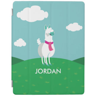 Tommy the Llama iPad Cover