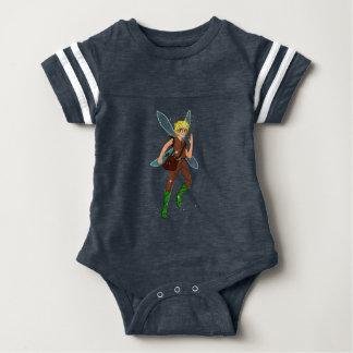Tommy Tinker Baby Football Bodysuit
