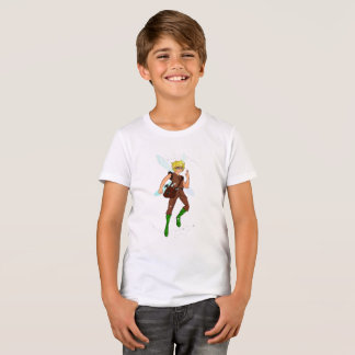 Tommy Tinker Kids' Bella+Canvas Crew T-Shirt