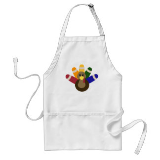 Tommy Turkey Standard Apron