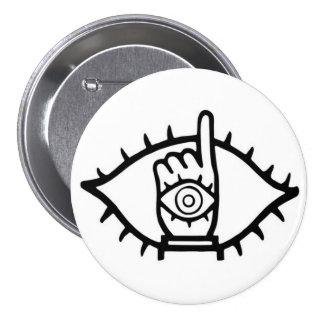 Tomodachi button 20th Century Boys