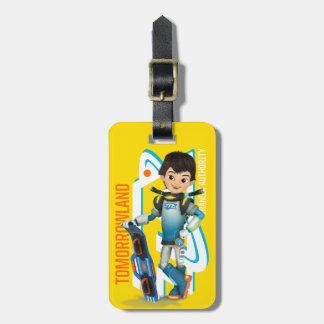 Tomorroland TTA Badge Bag Tag