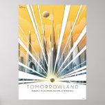 Tomorrowland City Poster