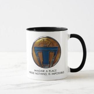 Tomorrowland Medallion Mug