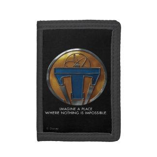 Tomorrowland Medallion Trifold Wallets