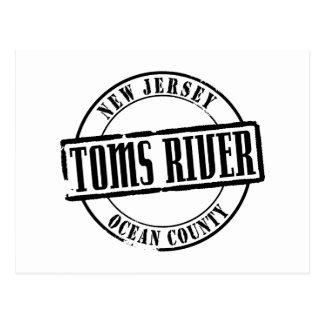 Toms River TItle Postcard