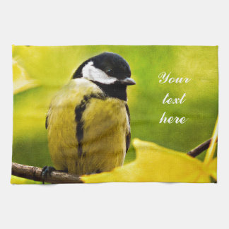 Tomtit - Dressed To The Season Kitchen Towel