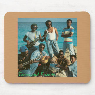 Tonca and Friends Mousepad