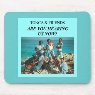 Tonca - Are You Hearing Mousepad