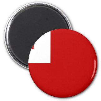 Tonga 2 Inch Round Magnet
