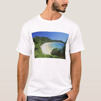 Tonga Bay, Abel Tasman NP, South Island, New T-Shirt
