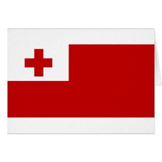 Tonga Card
