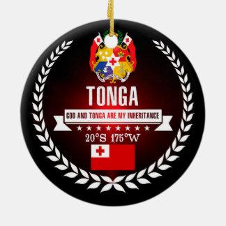 Tonga Ceramic Ornament