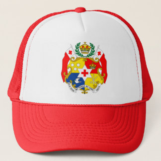 Tonga Coat of Arms detail Trucker Hat