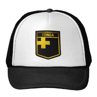 Tonga Emblem Trucker Hat