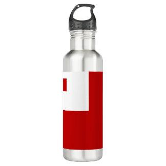 Tonga Flag 710 Ml Water Bottle