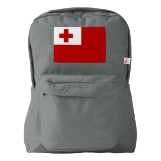 Tonga Flag Backpack
