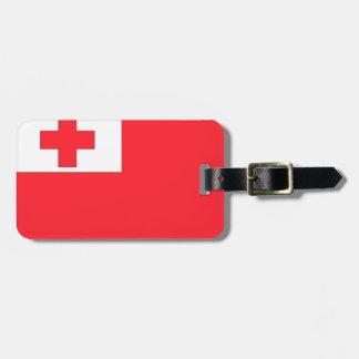 Tonga Flag Bag Tag