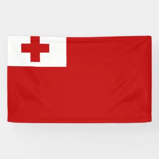 Tonga Flag Banner